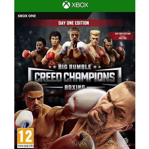 Big Rumble Boxing Creed Champions Xbox One Game